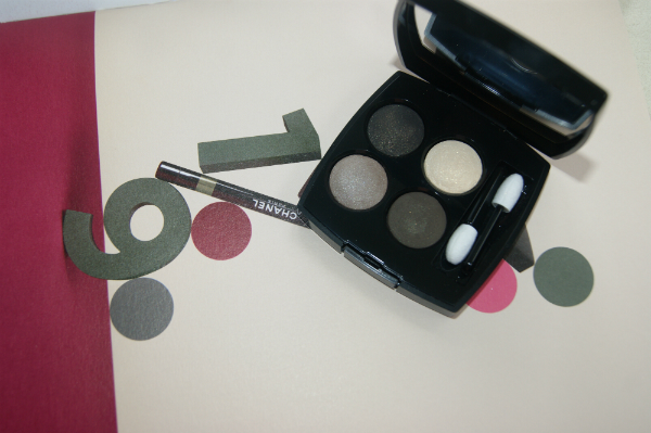 Chanel Les 4 Ombres: Mystere