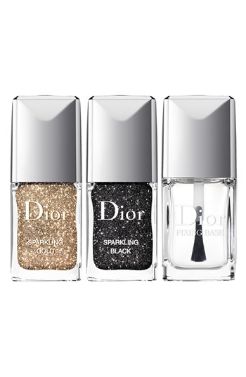 Dior Sparkling Nail Powders