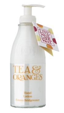 Emma Bridgewater Tea & Oranges Hand Lotion