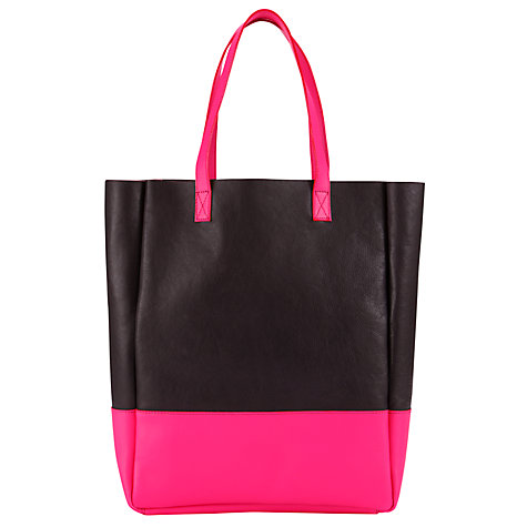John Lewis Colour Block Bag