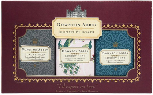 Marks & Spencer Downton Abbey Soap