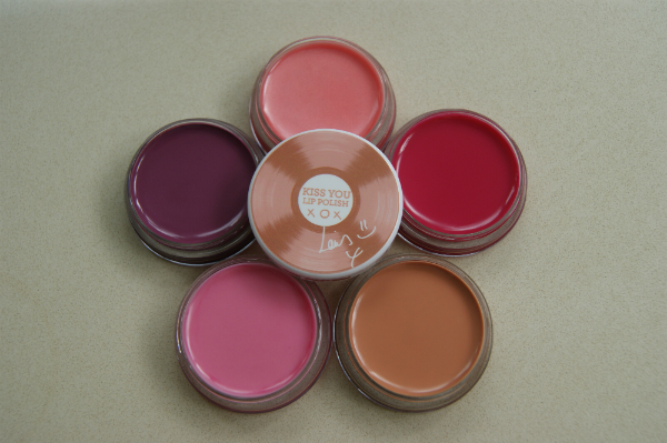 One Direction Kiss You Lip Polish