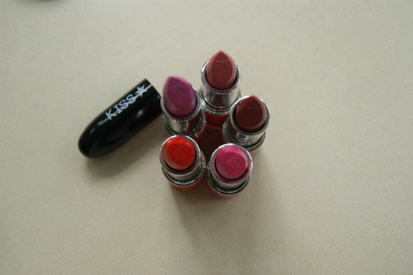 One Direction Kiss You Lipstick