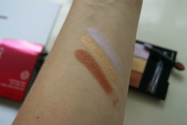 Shiseido Into The Woods Swatch
