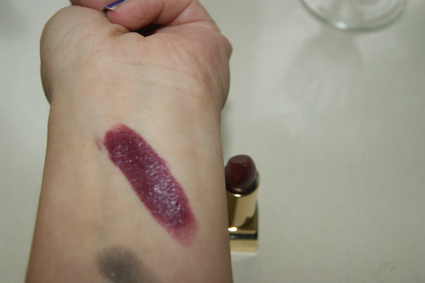 YSL Rouge Pur Couture Prune Avenue Swatch