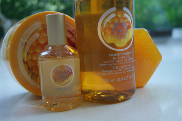 Body Shop Honey