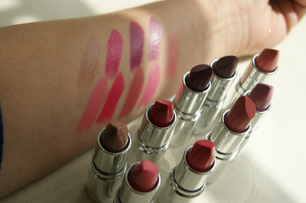 Body Shop Pink Swatch