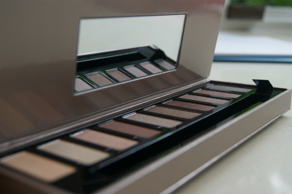 Clarins Limited Edition Palette Open