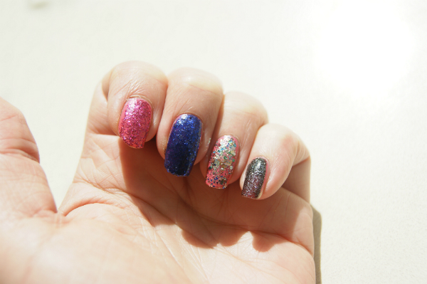 L'Oreal Glitters