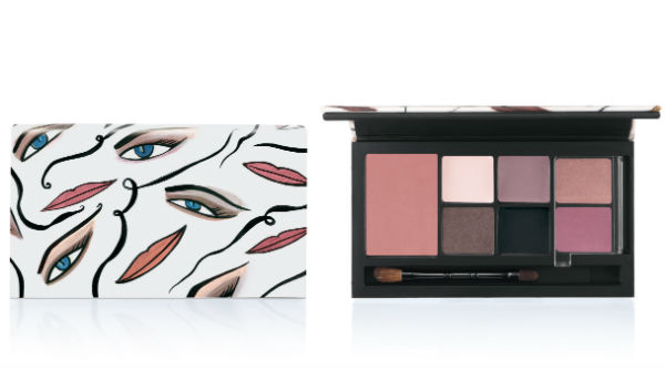 MAC Face Kit by Rebecca Moses - Plum