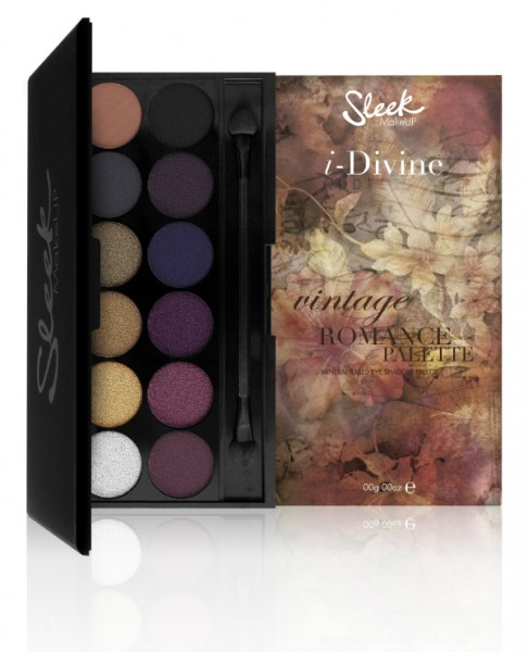 Sleek Make Up  i-Divine Romance Palette