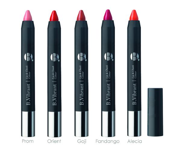 B Vibrant Lip Crayons