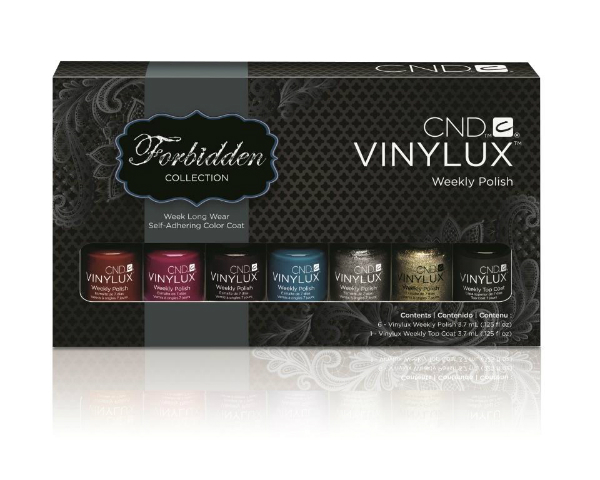 CND Vinylux Forbidden Collection
