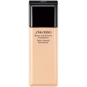Shiseido Sheer & Perfect Foundation