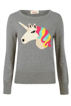 Joy Unicorn Sweater