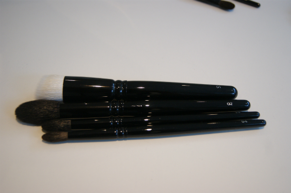Wayne Goss Brushes 1-4