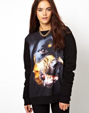 ASOS Criminal Damage Sweatshirt