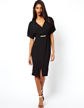 ASOS V Neck Dress