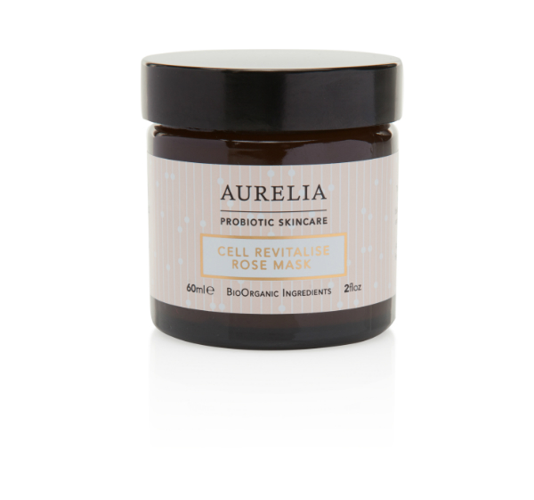 Aurelia Probiotic Skincare Cell Revitalisie Rose Mask