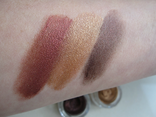 Autograph Pure Colour Mousse Eyeshadow Swatch