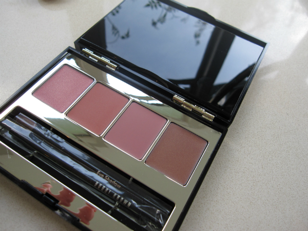 Bobbi Brown Delux Lip Eye Palette