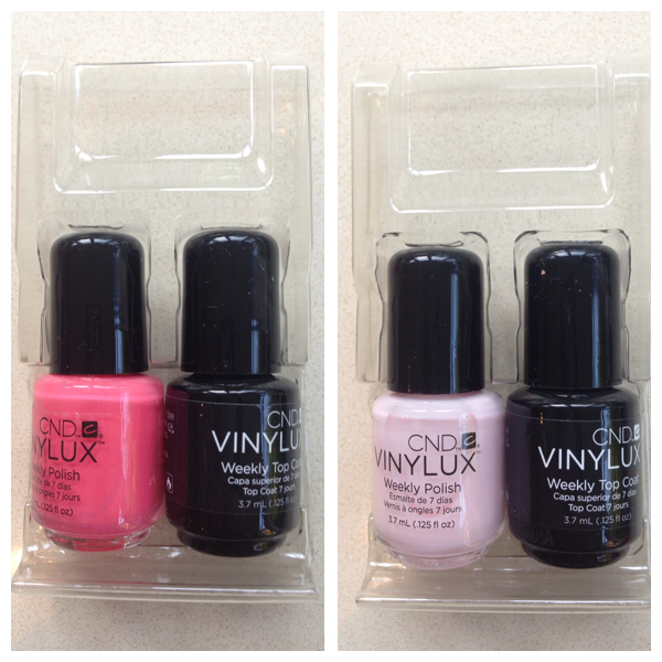 CND Vinylux Shades