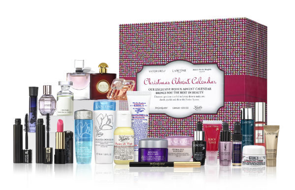 Selfridges L'Oreal Luxe Advent Calendar
