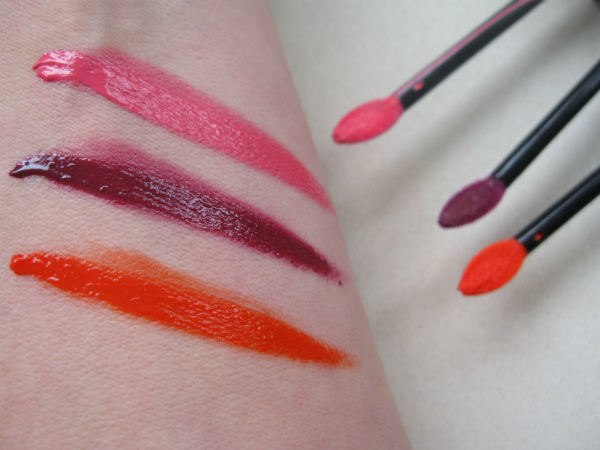 Lancome L'Absolu Velours Swatch