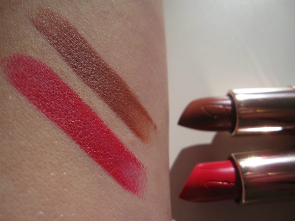 MAC RiRi Lipstick Swatches