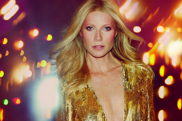 Max Factor Modern Icon Gwyneth Paltrow 1970s inspired look