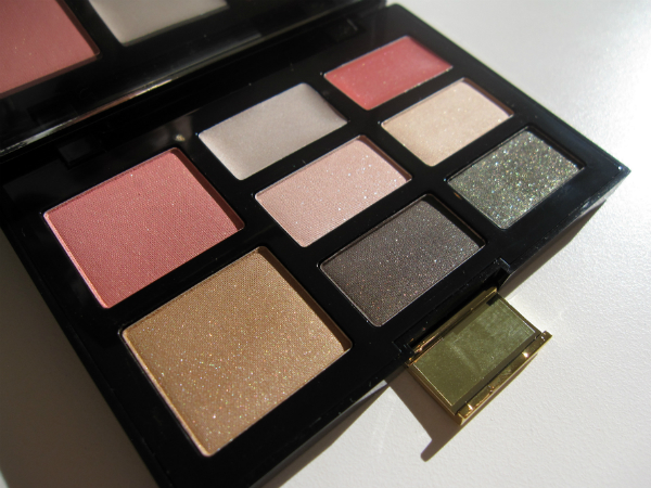 Organic Glam Sparkling Nude Palette