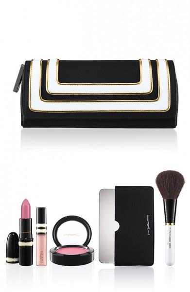 MAC Stroke of Midnight Lip & Cheek Bag Pink