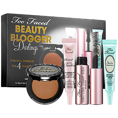 Too Faced Beauty Blogger Darlings