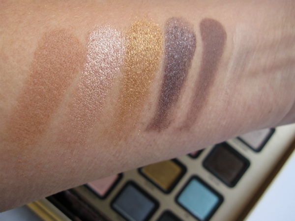 Too Faced Joy To The Girls Swatch