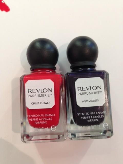 Revlon Perfumerie Nail Enamels