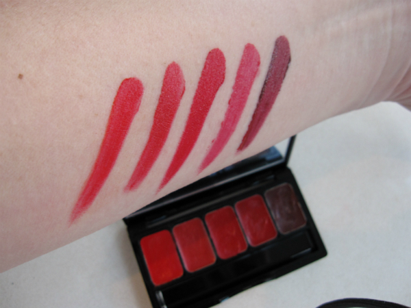 MUFE Rouge Artist No.5 Swatch