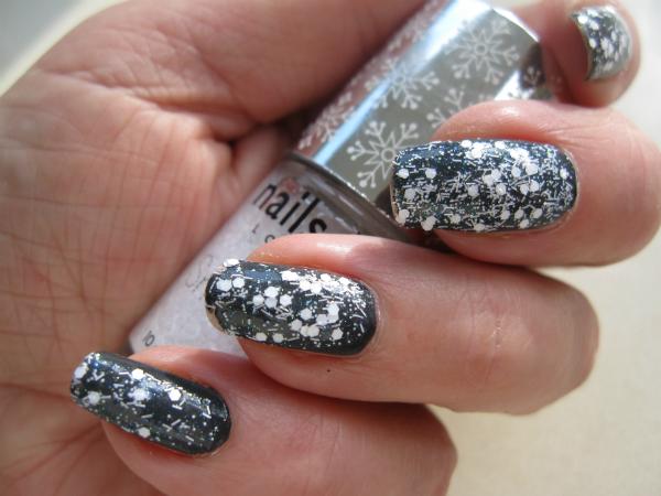 Nails Inc Snowflake