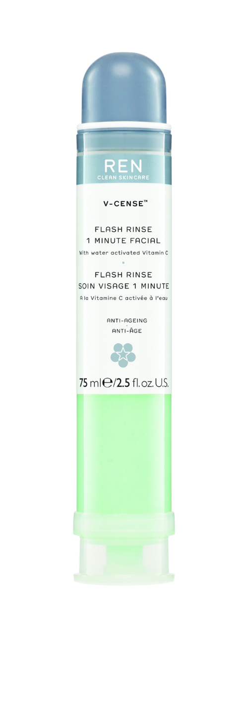 REN V-Cense 1 Minute Facial