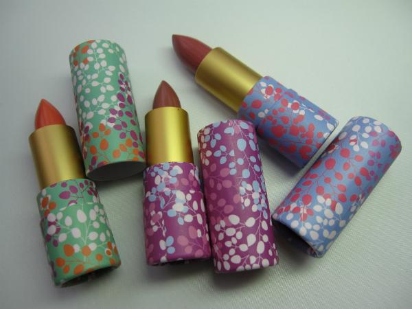 Tarte Lipstick Trio