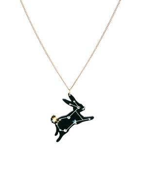 Tatty Sky Divine Rabbit Necklace