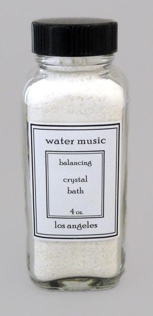 Water Music PH Balancing Bath