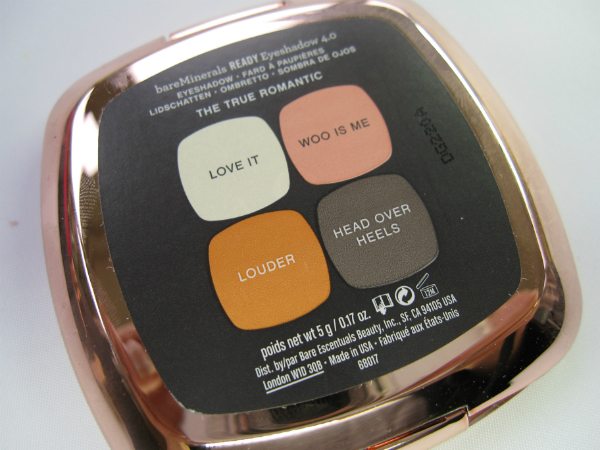bareMinerals Eye Quad