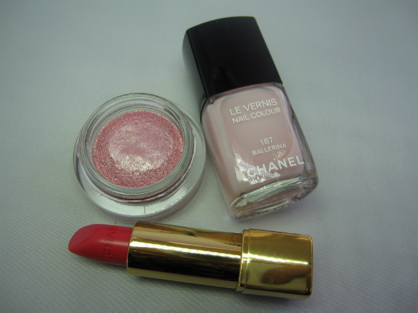 Chanel Spring Pink Look