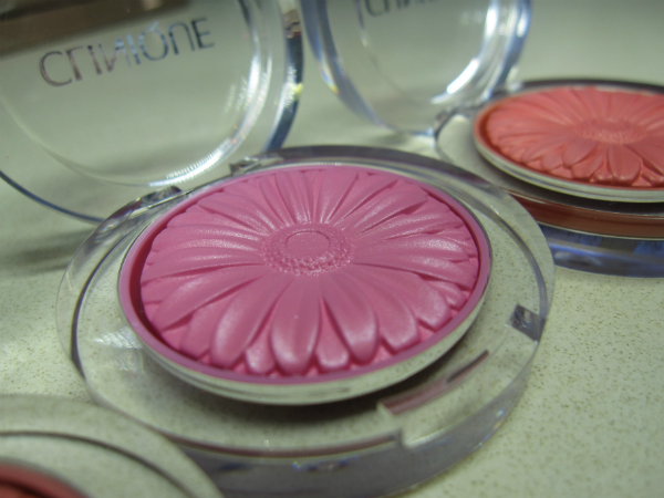 Clinique Cheek Pops Swatch