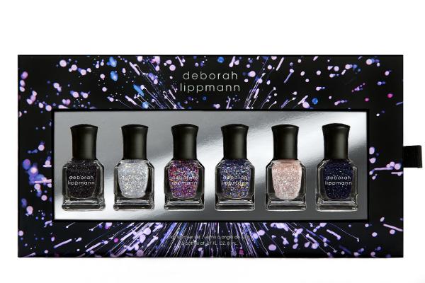 Deborah Lippmann STARLIGHT 6pc holiday set box