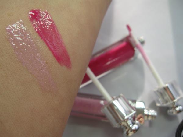Dior Gloss Swatch