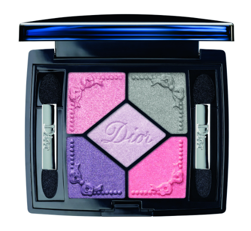 Dior Spring 2014 5 Couleurs Trianon Edition Pink Pompadour