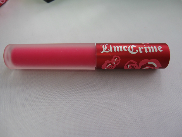Lime Crime Velvet