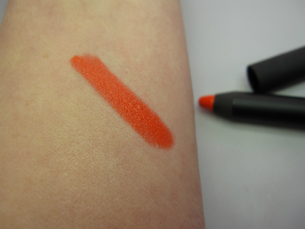 NARS Spring Lip Swatch