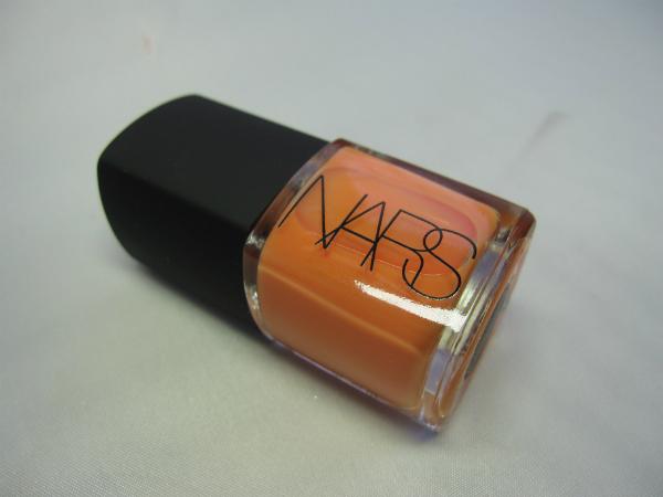 NARS Spring Nails Wind Dancer